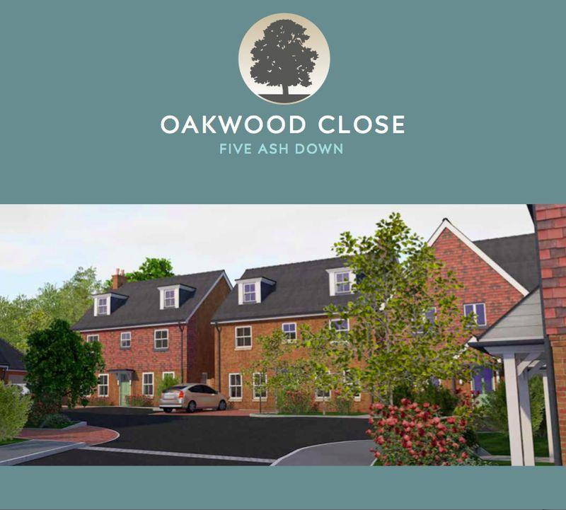 2 Bedrooms Apartment Flat for sale in Oakwood Close, Five Ash Down, Nr Uckfield