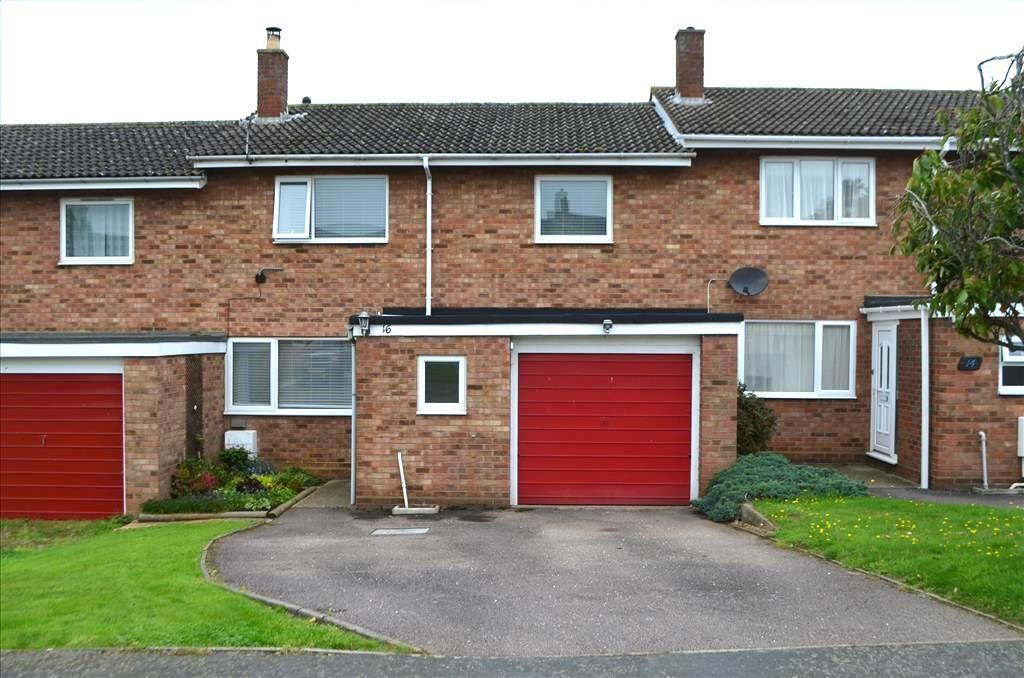 3 Bedrooms Terraced House for sale in Plane Tree Close, Gamlingay, Sandy, SG19