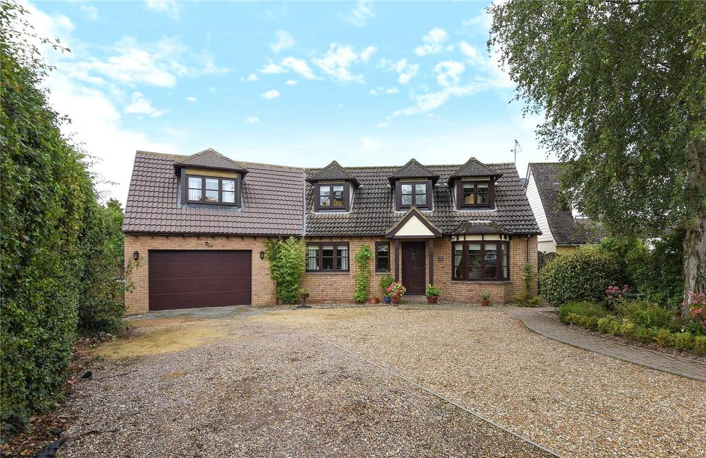 4 Bedrooms Detached House for sale in Rectory Lane, Orlingbury, Northamptonshire, NN14