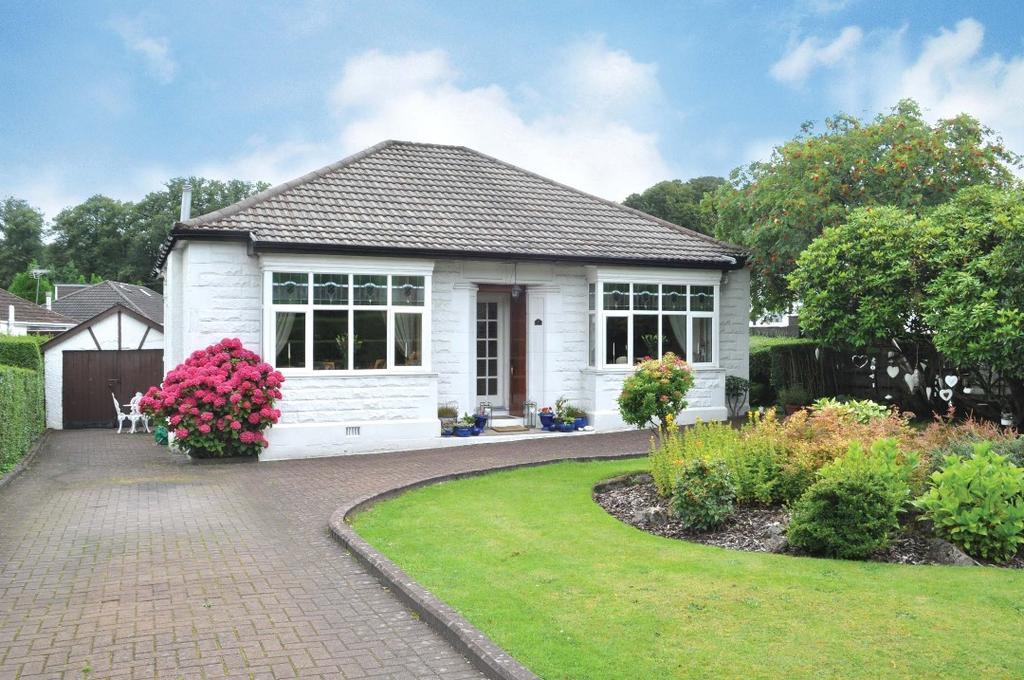 3 Bedrooms Bungalow for sale in Macfarlane Road, Bearsden, East Dunbartonshire, G61 2QX