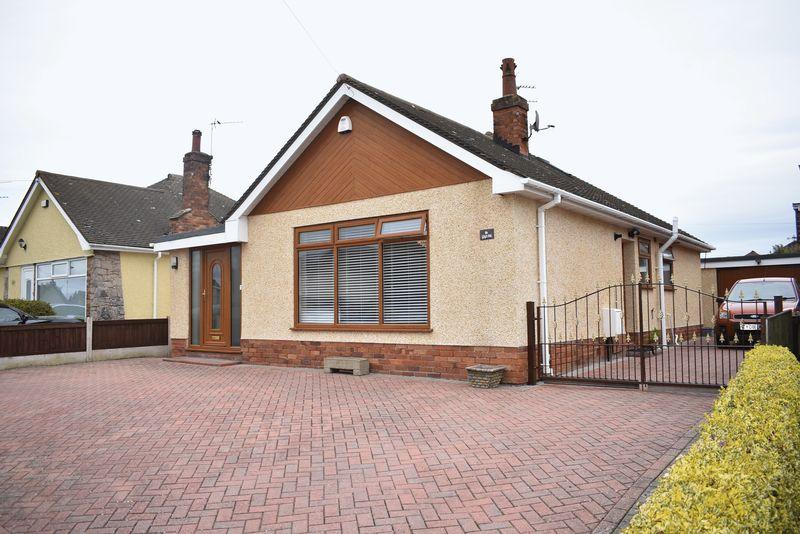 3 Bedrooms Detached Bungalow for sale in Glyn Avenue, Rhuddlan