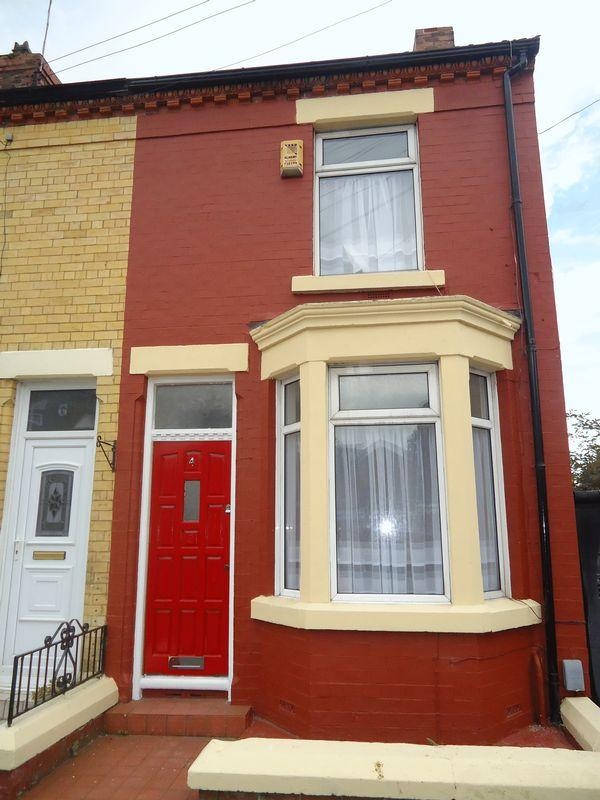 2 Bedrooms Terraced House for sale in Briarwood Road, Liverpool