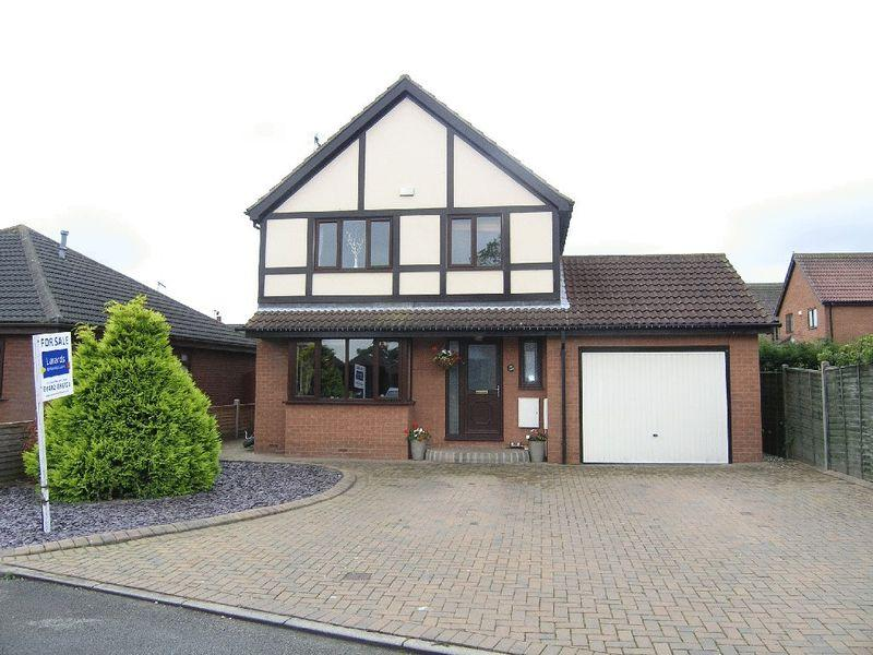 4 Bedrooms Detached House for sale in The Woodlands, Hedon,