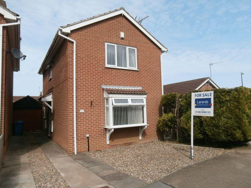 3 Bedrooms Detached House for sale in Acklam Road, Hedon
