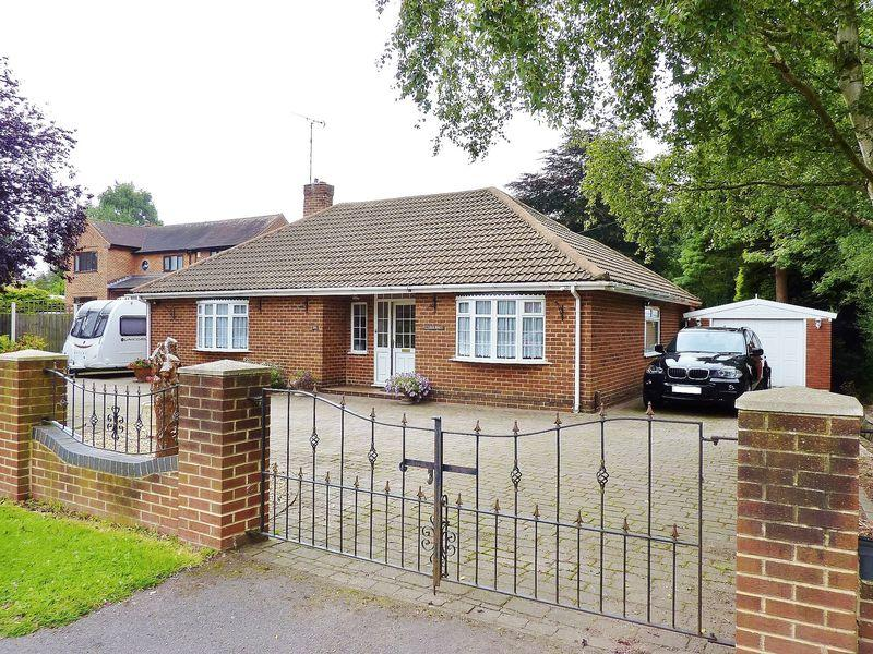 3 Bedrooms Detached Bungalow for sale in Victoria Avenue, Ockbrook