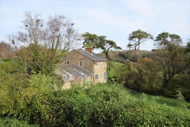 4 Bedrooms Detached House for sale in AMAZING VIEWS - LOSCOMBE, BRIDPORT, DORSET