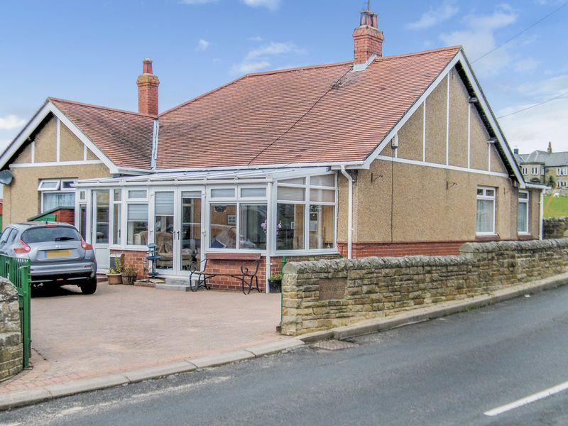 4 Bedrooms Detached Bungalow for sale in NORTHUMBERLAND, Otterburn