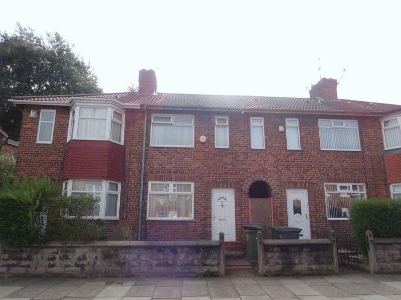 2 Bedrooms Terraced House for sale in Hinderton Road, Birkenhead