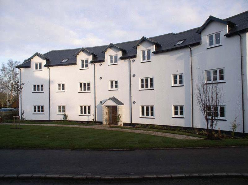 2 Bedrooms Apartment Flat for sale in Plot 4, Stannary Gardens, Chagford