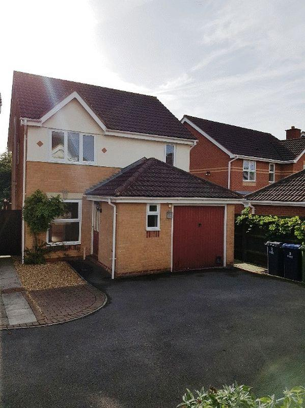 3 Bedrooms Detached House for rent in Painters Mead, Hilperton