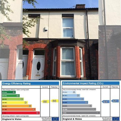 2 bedroom terraced house to rent - 2 bedroom terrace property on Lemon Grove, Liverpool