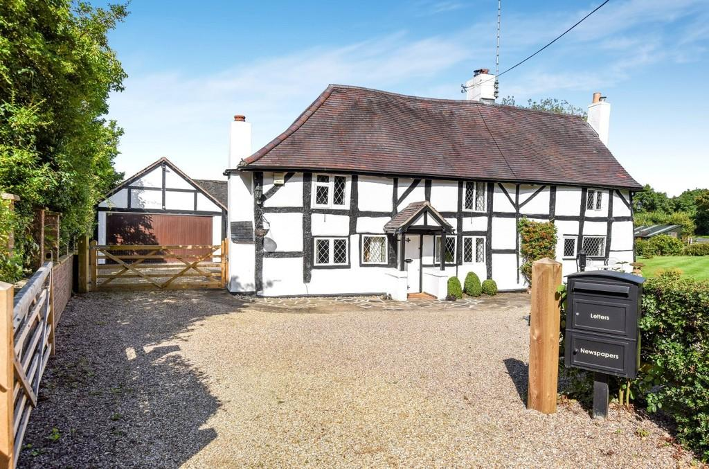 3 Bedrooms Cottage House for sale in Old Warwick Road, Rowington