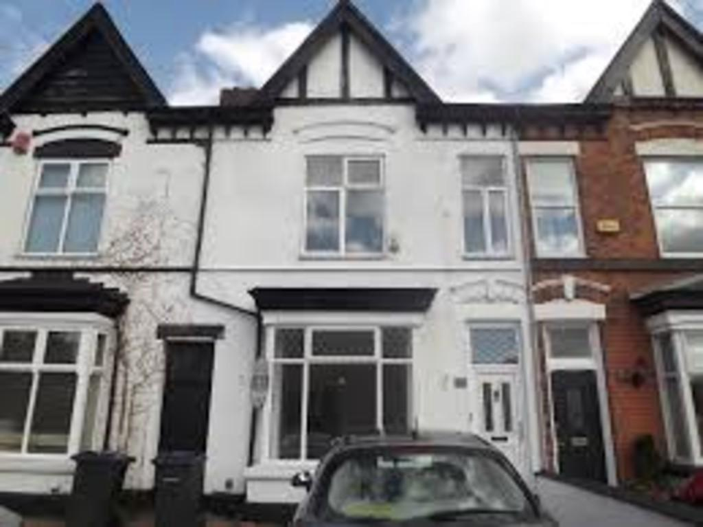 4 Bedrooms Terraced House for sale in Boldmere Road, Sutton Coldfield
