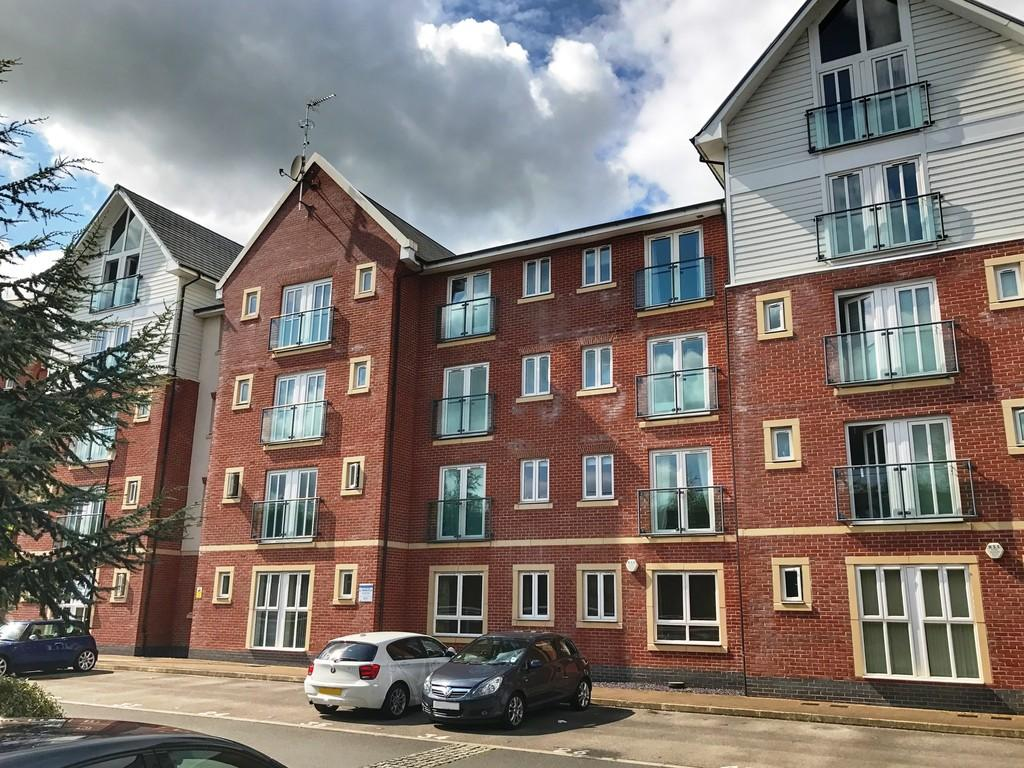 2 Bedrooms Apartment Flat for sale in Saddlery Way, Chester, Cheshire
