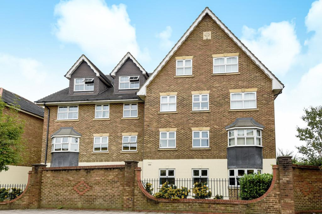 2 Bedrooms Apartment Flat for sale in Langton Mews, Langton Road, SW9