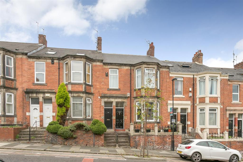 2 Bedrooms Flat for sale in Greystoke Avenue, Newcastle upon Tyne