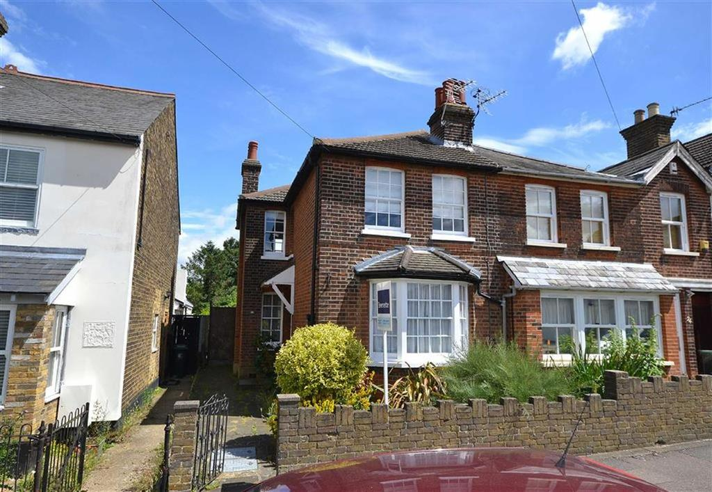 2 Bedrooms End Of Terrace House for sale in St Johns Road, Epping, Essex, CM16