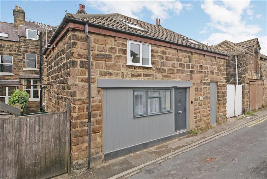 2 Bedrooms Detached House for sale in Back Franklin Road, Harrogate, North Yorkshire