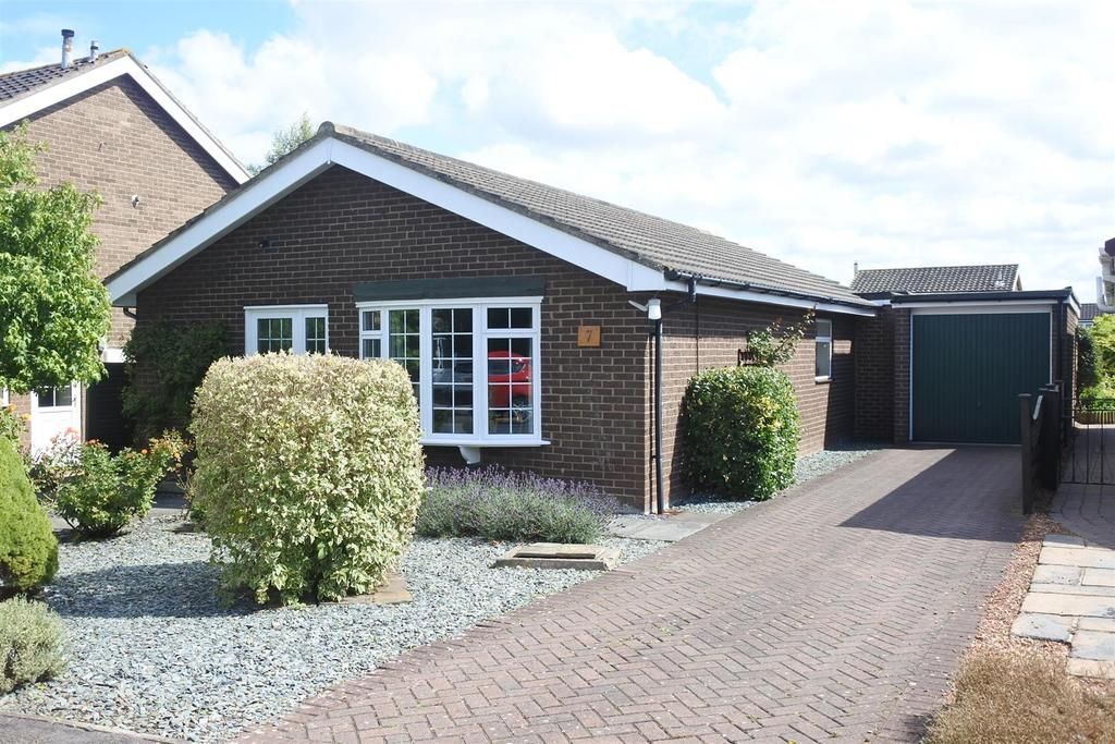 3 Bedrooms Detached Bungalow for sale in High Trace, Northallerton