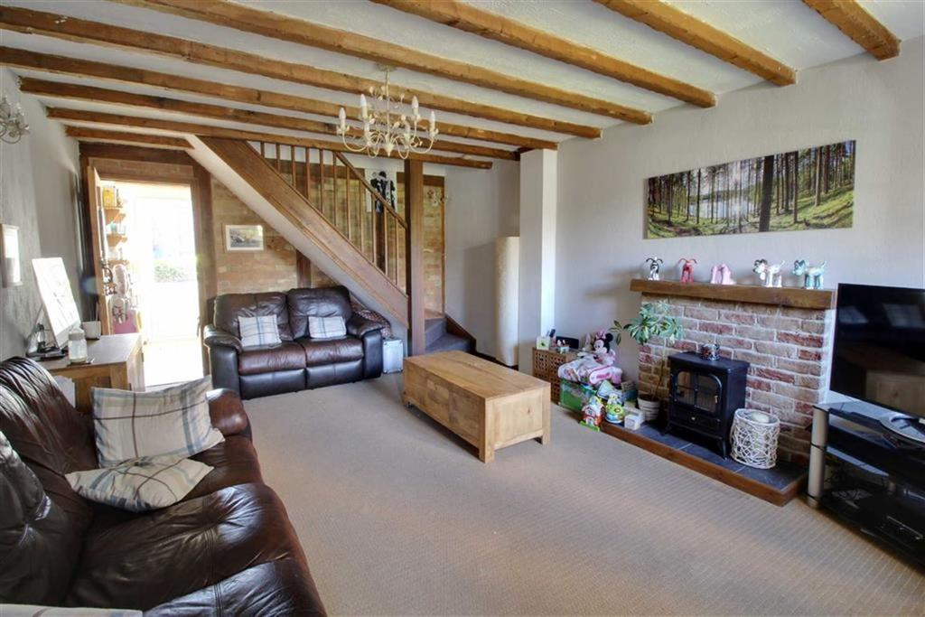 2 Bedrooms Terraced House for sale in Perry Close, Newent, Gloucestershire
