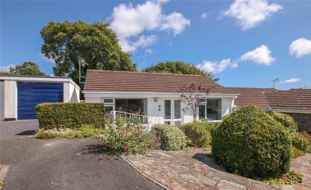 2 Bedrooms Semi Detached Bungalow for sale in Coombe Meadows, Chillington, Kingsbridge, Devon, TQ7