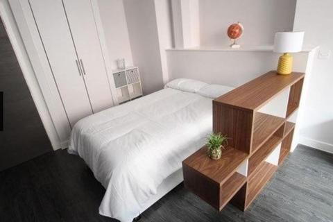 Studio to rent - Edmund Street, Liverpool, L3