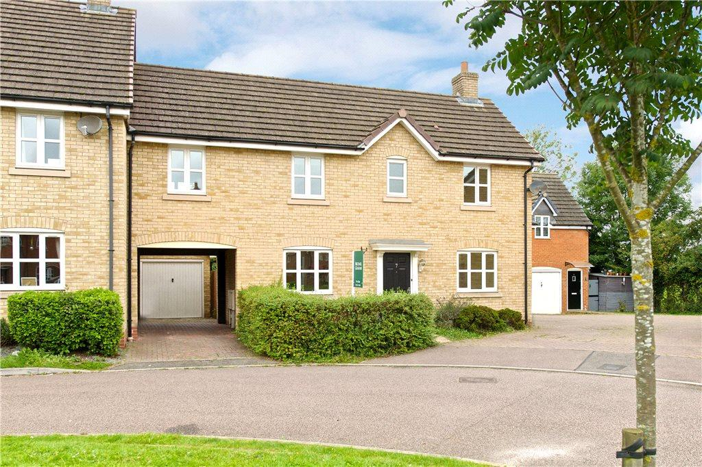 3 Bedrooms Link Detached House for sale in Birch Close, Cranfield, Bedfordshire