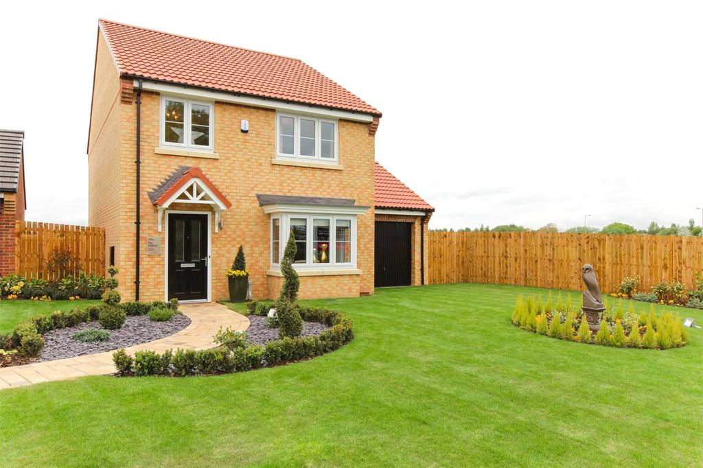 4 Bedrooms Detached House for sale in Crosthwaite Gardens, Skelton