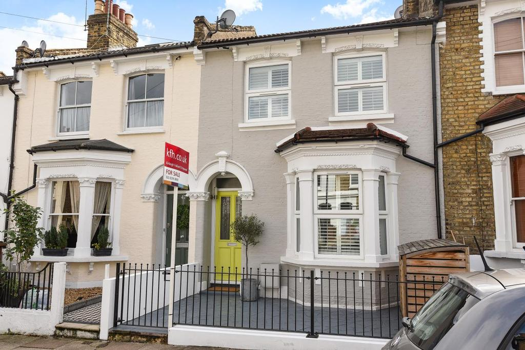 3 Bedrooms Terraced House for sale in Henslowe Road, East Dulwich