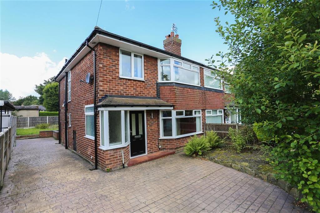 3 Bedrooms Semi Detached House for sale in Hibbert Lane, Marple, Cheshire