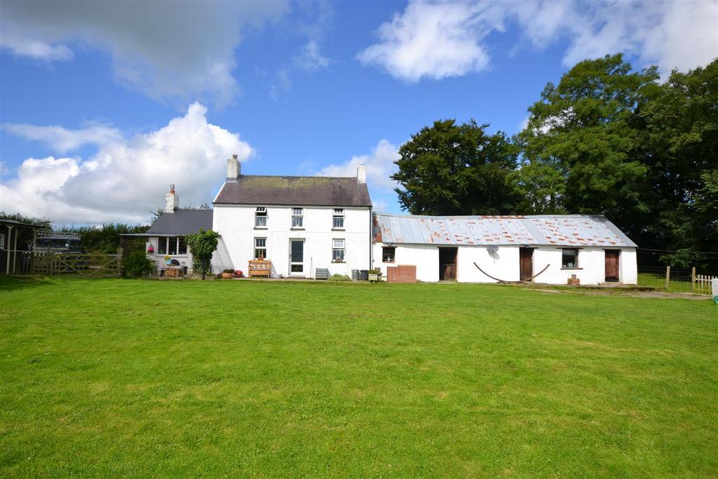 3 Bedrooms Detached House for sale in Croeslan