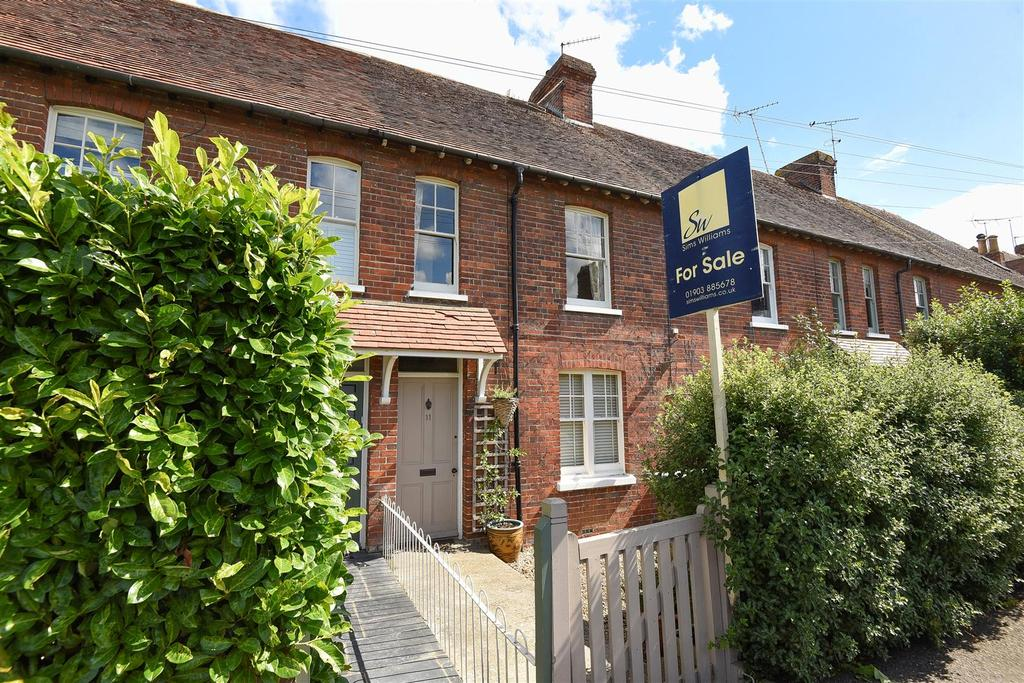 3 Bedrooms Terraced House for sale in Ford Road, Arundel