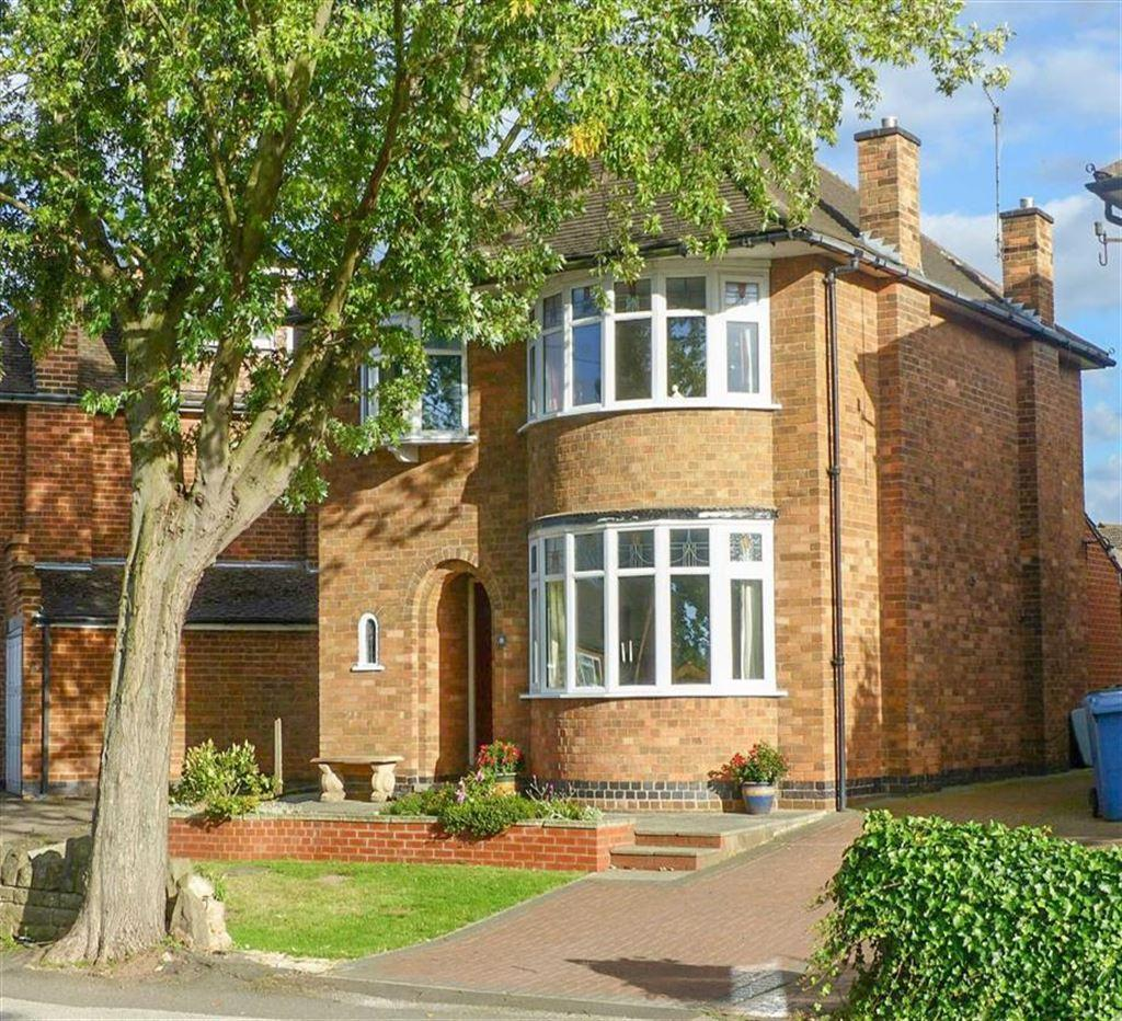 3 Bedrooms Detached House for sale in Boundary Road, West Bridgford