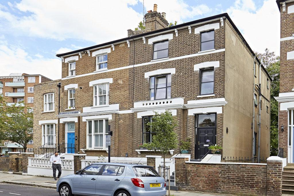 6 Bedrooms Semi Detached House for sale in Girdlers Road, Brook Green, London, W14