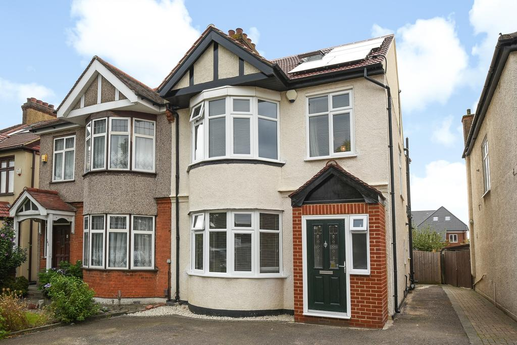 5 Bedrooms Semi Detached House for sale in Avery Hill Road London SE9
