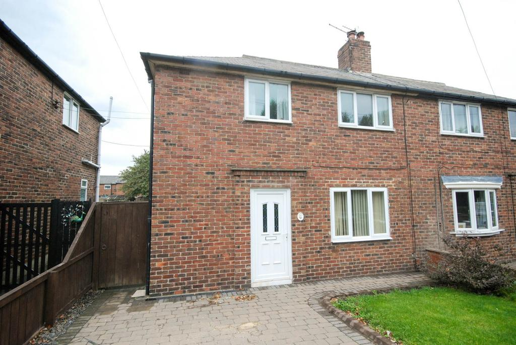 3 Bedrooms Semi Detached House for sale in Victoria Road East, Hebburn