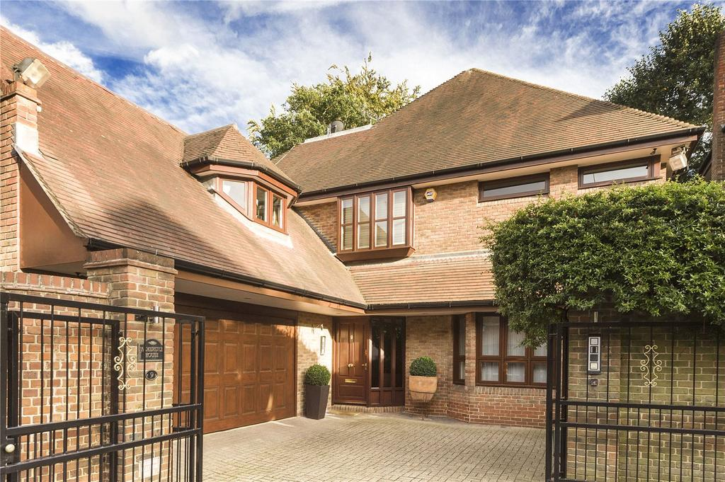 5 Bedrooms Detached House for sale in Westover Hill, Hampstead, London, NW3
