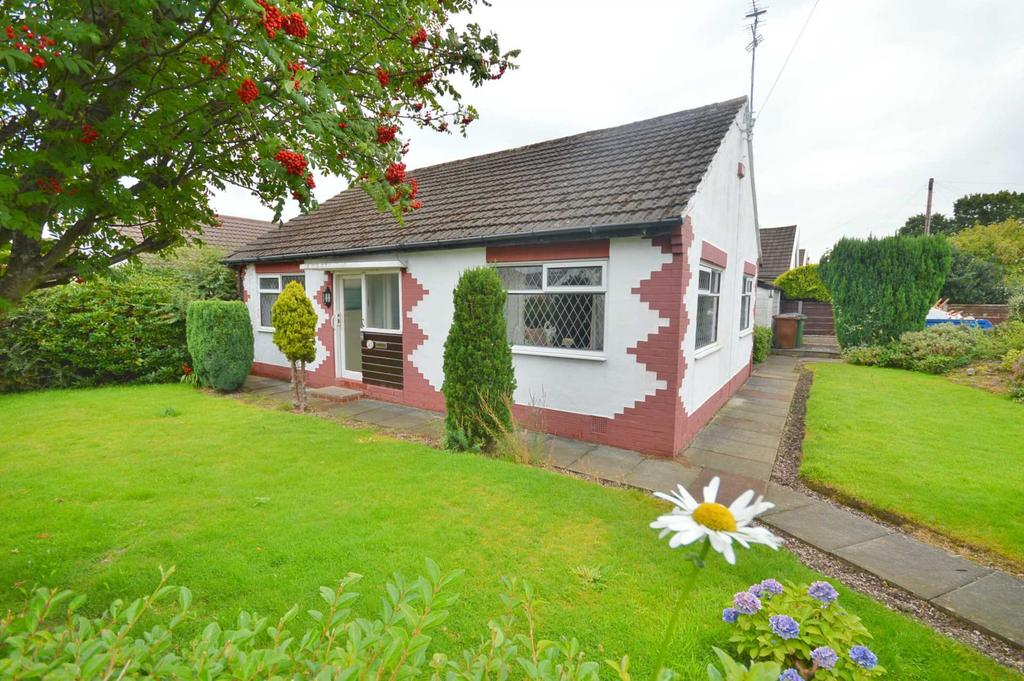 2 Bedrooms Detached Bungalow for sale in Llanberis Road, Cheadle Hulme