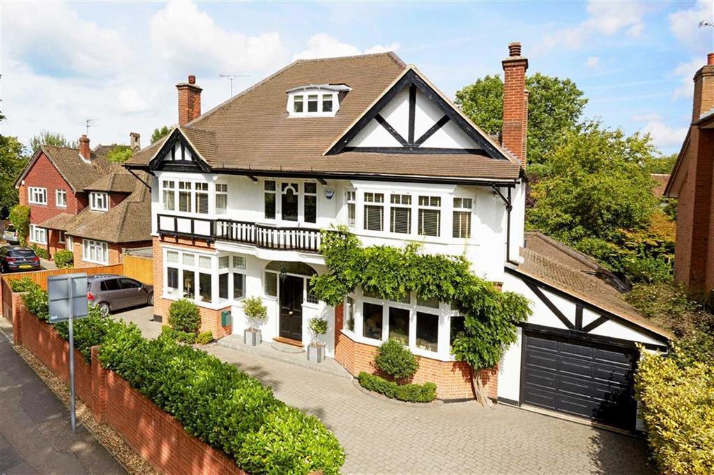 5 Bedrooms Detached House for sale in Oakshade Road, Oxshott, Surrey, KT22