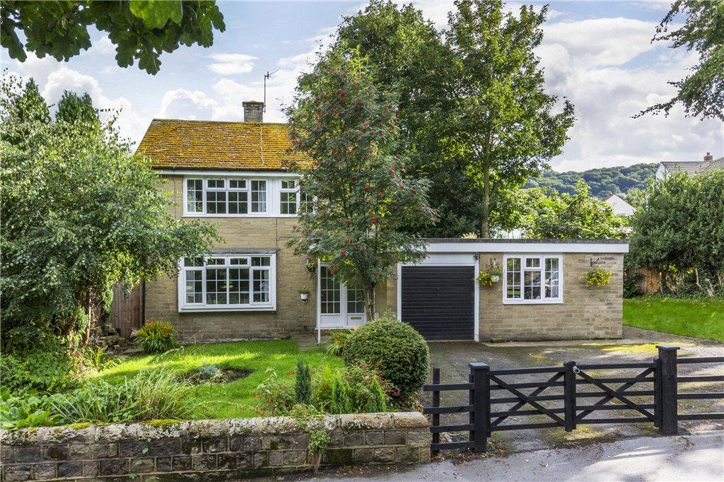 4 Bedrooms Detached House for sale in Police House, Church Close, Pool in Wharfedale, Otley