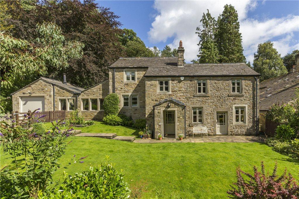 3 Bedrooms Detached House for sale in Fox Cottage, Scale House, Skipton