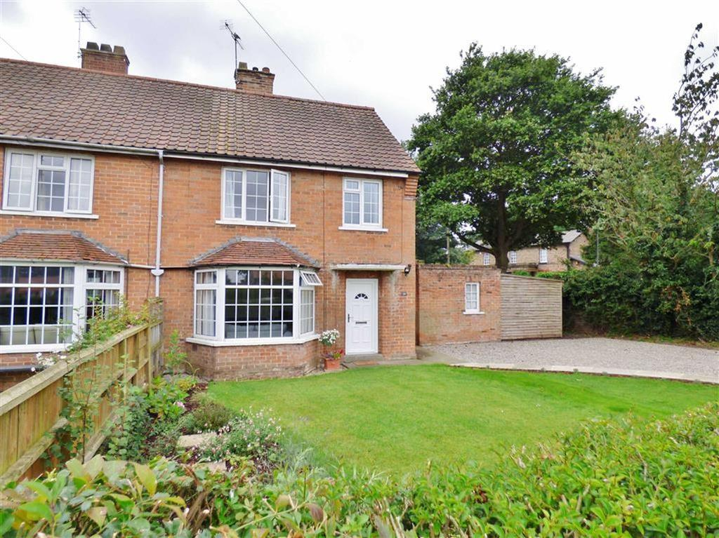 3 Bedrooms Semi Detached House for sale in The Crescent, Stamford Bridge