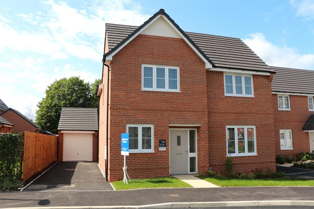 4 Bedrooms Detached House for sale in Gatewen Village, Wrexham, LL11