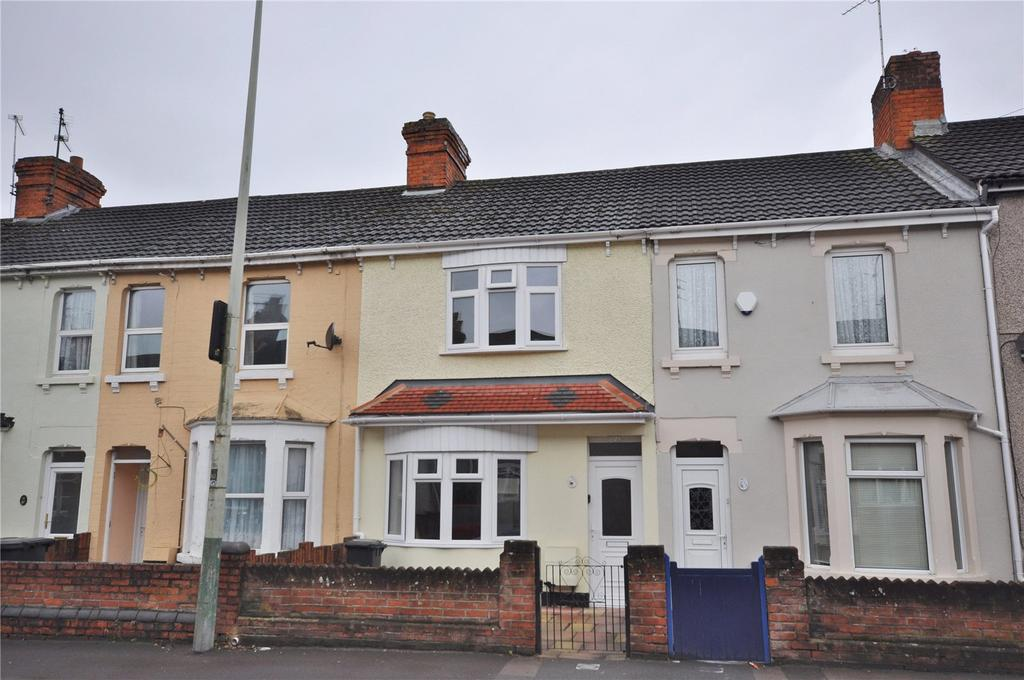 3 Bedrooms Terraced House for sale in Cricklade Road, Swindon, Wiltshire, SN2