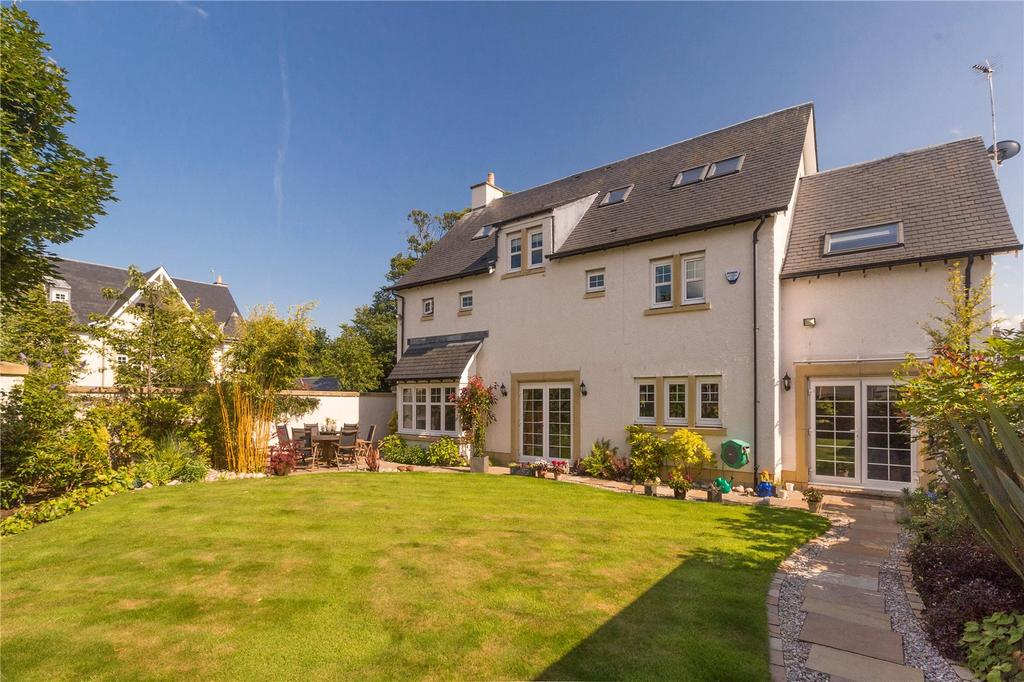 5 Bedrooms Detached House for sale in Redhall House Drive, Edinburgh