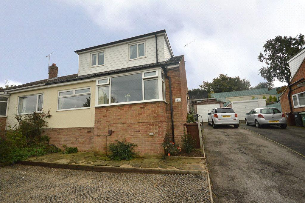 4 Bedrooms Semi Detached House for sale in Banksfield Crescent, Yeadon, Leeds, West Yorkshire