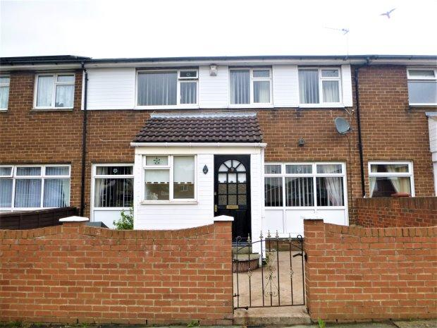 3 Bedrooms Town House for sale in WENDOVER WAY, WITHERWACK, SUNDERLAND NORTH
