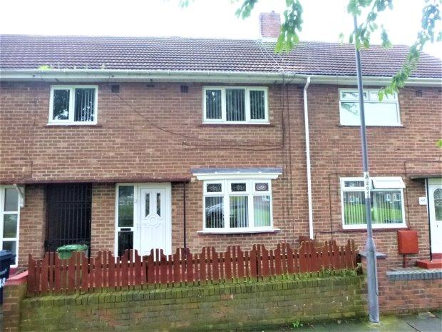 3 Bedrooms Terraced House for sale in RADCLIFFE ROAD, REDHOUSE, SUNDERLAND NORTH