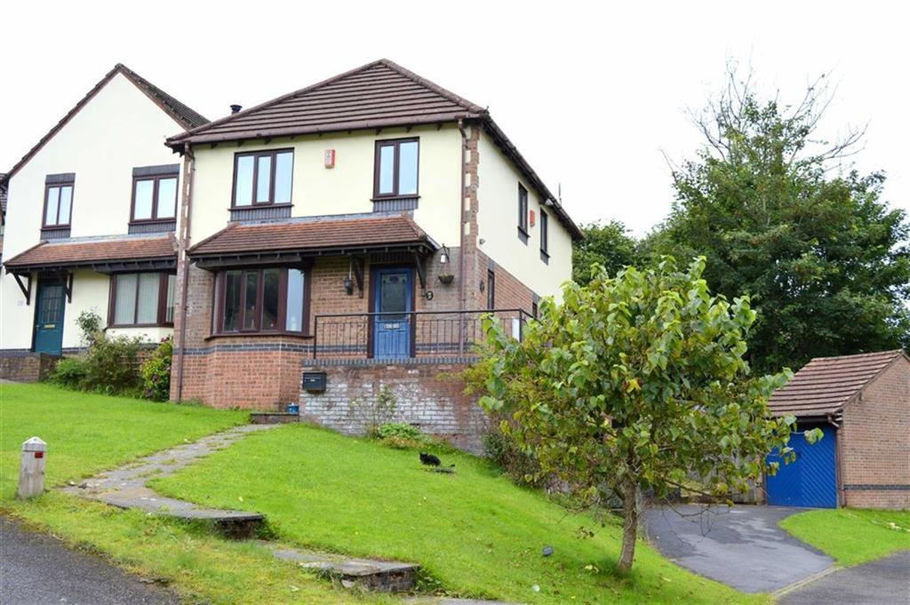 4 Bedrooms Detached House for sale in Tennyson Way, Killay, Swansea