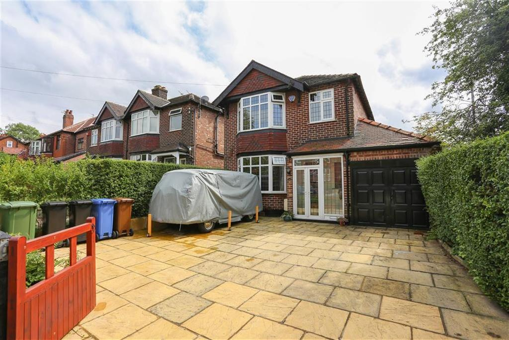 3 Bedrooms Detached House for sale in Station Road, Marple, Cheshire